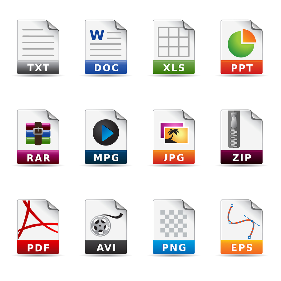 bigstock-Web-Icons--File-Types-22905455